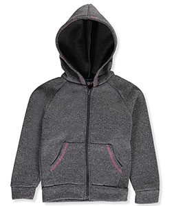 Real Love Little Girls' Hoodie (Sizes 4 – 6X) - CookiesKids.com