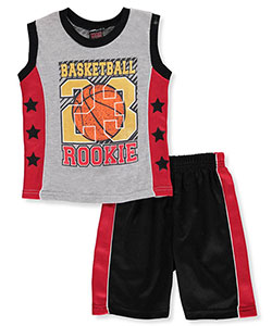 Mad Game Little Boys' 2-Piece Outfit (Sizes 4 – 7) - CookiesKids.com