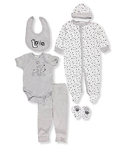 Duck Duck Goose Baby Boys' 7-Piece Layette Set - CookiesKids.com