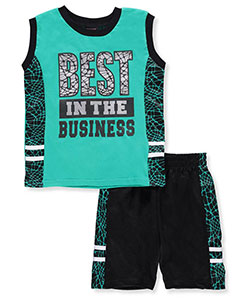 Mad Game Boys' 2-Piece Outfit - CookiesKids.com