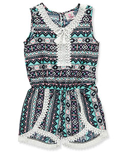 Real Love Girls' Romper - CookiesKids.com