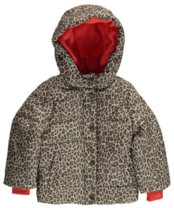 "Carter's Baby Girls' ""Leopard Cub"" Jacket - CookiesKids.com"