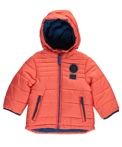 "OshKosh Baby Boys' ""Quilted Authentic"" Insulated Jacket - CookiesKids.com"
