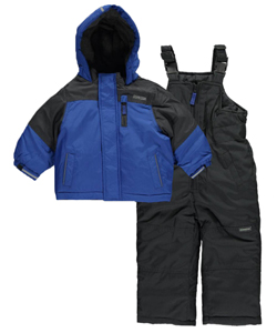 "OshKosh Baby Boys' ""Reflective Piping"" 2-Piece Snowsuit - CookiesKids.com"