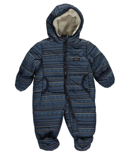 "OshKosh Baby Boys' ""Winter Pueblo"" Pram Suit - CookiesKids.com"