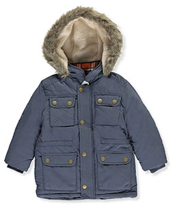 "Carter's Little Boys' ""Winter Equipment"" Insulated Jacket (Sizes 4 – 7) - CookiesKids.com"
