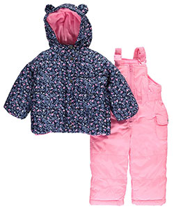 Carter's Baby Girls' 2-Piece Snowsuit - CookiesKids.com