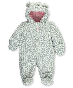 Carter's Baby Girls' 1-Piece Pram Suit - CookiesKids.com