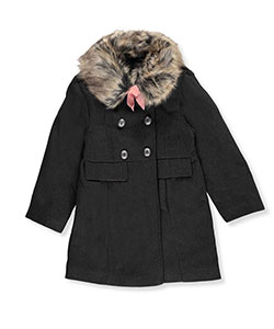 Jessica Simpson Little Girls' Toddler Coat (Sizes 2T – 4T) - CookiesKids.com