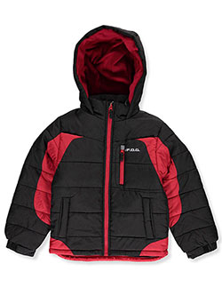 F.O.G. by London Fog Big Boys' Insulated Jacket (Sizes 8 – 20) - CookiesKids.com