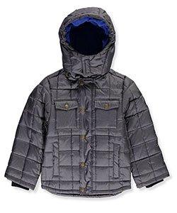 London Fog Big Boys' Insulated Jacket (Sizes 8 – 20) - CookiesKids.com