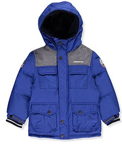 London Fog Little Boys' Insulated Jacket (Sizes 4 – 7) - CookiesKids.com