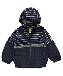 OshKosh Baby Boys' Hooded Rain Jacket - CookiesKids.com