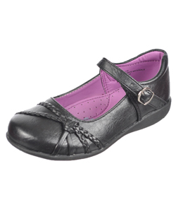 "School Rider Girls ""Twisters"" Mary Janes (Toddler Sizes 9 – 12) - CookiesKids.com"
