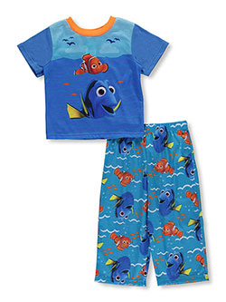 "Finding Dory Baby Boys' ""Dream Swimmer"" 2-Piece Pajamas - CookiesKids.com"