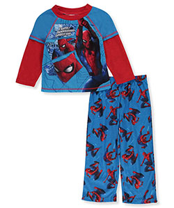 Spider-Man Big Boys' 2-Piece Pajamas (Sizes 8 – 20) - CookiesKids.com