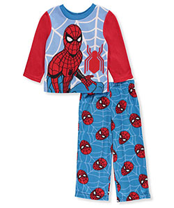 Spider-Man Little Boys' 2-Piece Pajamas (Sizes 4 – 7) - CookiesKids.com