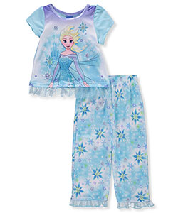 Disney Frozen Baby Girls' 2-Piece Pajamas - CookiesKids.com