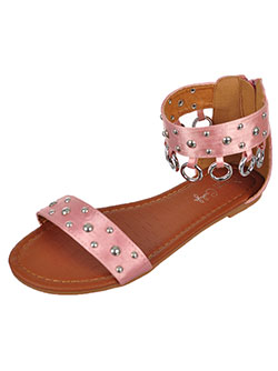 Jessica Carlyle Girls' Sandals (Sizes 10 – 4) - CookiesKids.com