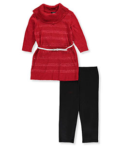 Amy Byer Big Girls' Plus Size 2-Piece Outfit (Sizes 10.5 – 20.5) - CookiesKids.com