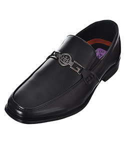 Jodano Collection Boys' Loafers (Sizes 5 – 8) - CookiesKids.com