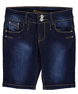"Bamboo Big Girls' ""Karat"" Shorts (Sizes 7 – 16) - CookiesKids.com"