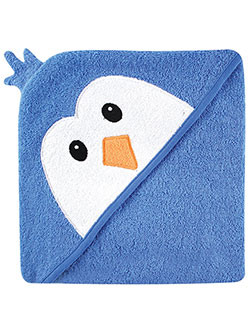 "Luvable Friends ""Penguin"" Hooded Towel - CookiesKids.com"