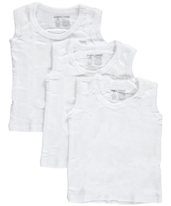Luvable Friends Baby Unisex 3-Pack Tank Tops - CookiesKids.com