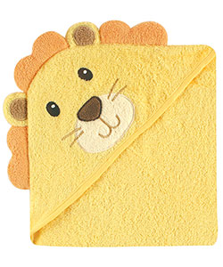"Luvable Friends ""Lion"" Hooded Towel - CookiesKids.com"
