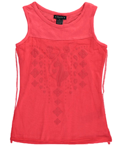 "Baby Phat Little Girls' ""Tulle Over"" Tank Top (Sizes 4 – 6X) - CookiesKids.com"