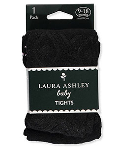 Laura Ashley Baby Girls' Tights - CookiesKids.com