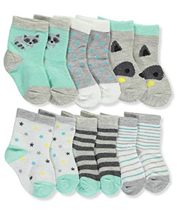Bon Bebe Baby Boys' 6-Pack Socks - CookiesKids.com