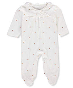 Rene Rofe Baby Girls' Footed Coverall - CookiesKids.com