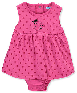 Bon Bebe Baby Girls' Dress/Bodysuit Combo - CookiesKids.com