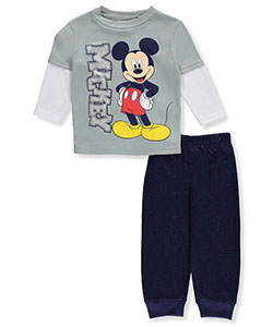 "Mickey and the Roadster Racers Baby Boys' ""Cool Comfort"" 2-Piece Outfit - CookiesKids.com"