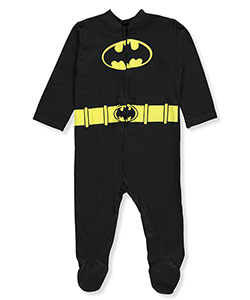 Batman Baby Boys' Footed Coverall - CookiesKids.com