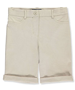 Cherokee Big Girls' Jegging Shorts (Sizes 7 – 16) - CookiesKids.com