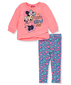 Minnie Mouse Baby Girls' 2-Piece Outfit - CookiesKids.com