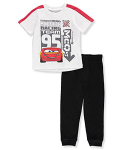 Disney Cars Baby Boys' 2-Piece Outfit - CookiesKids.com