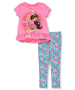 Disney Elena of Avalor Girls' 2-Piece Outfit - CookiesKids.com