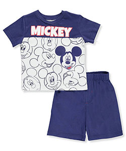 Disney Mickey and the Roadster Racers Baby Boys' 2-Piece Outfit - CookiesKids.com