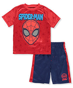 Spider-Man Boys' 2-Piece Outfit - CookiesKids.com