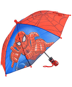 "Spider-Man ""All Web"" Umbrella - CookiesKids.com"
