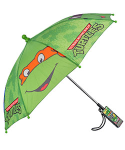"TMNT ""Masked & Ready"" Umbrella - CookiesKids.com"