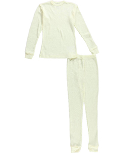 Ice2O Big Boys' 2-Piece Thermal Long Underwear Set (Sizes 8 - 20) - CookiesKids.com