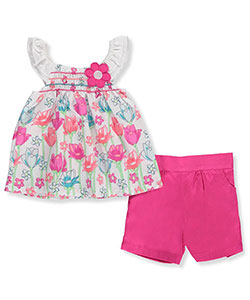 Penny M Baby Girls' 2-Piece Outfit - CookiesKids.com