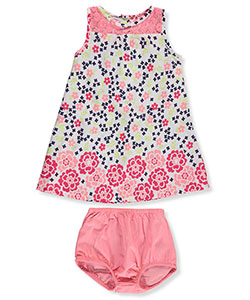 Penny M Baby Girls' Dress with Diaper Cover - CookiesKids.com