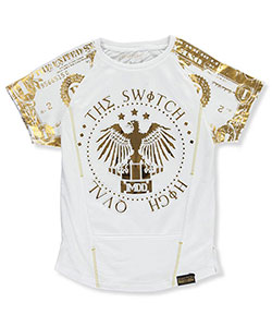 "Switch Big Boys' ""The Alpha"" T-Shirt (Sizes 8 – 20) - CookiesKids.com"