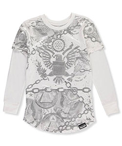 Switch Big Boys' Slider Shirt (Sizes 8 – 20) - CookiesKids.com