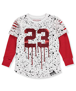 Switch Little Boys' Slider Shirt (Sizes 4 – 7) - CookiesKids.com
